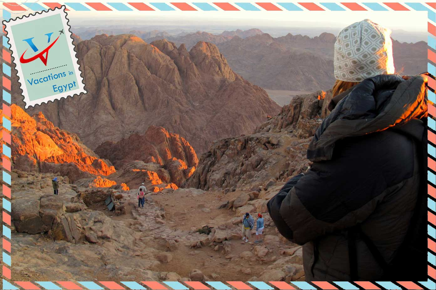 Tour from Cairo to St Catherine's monastery