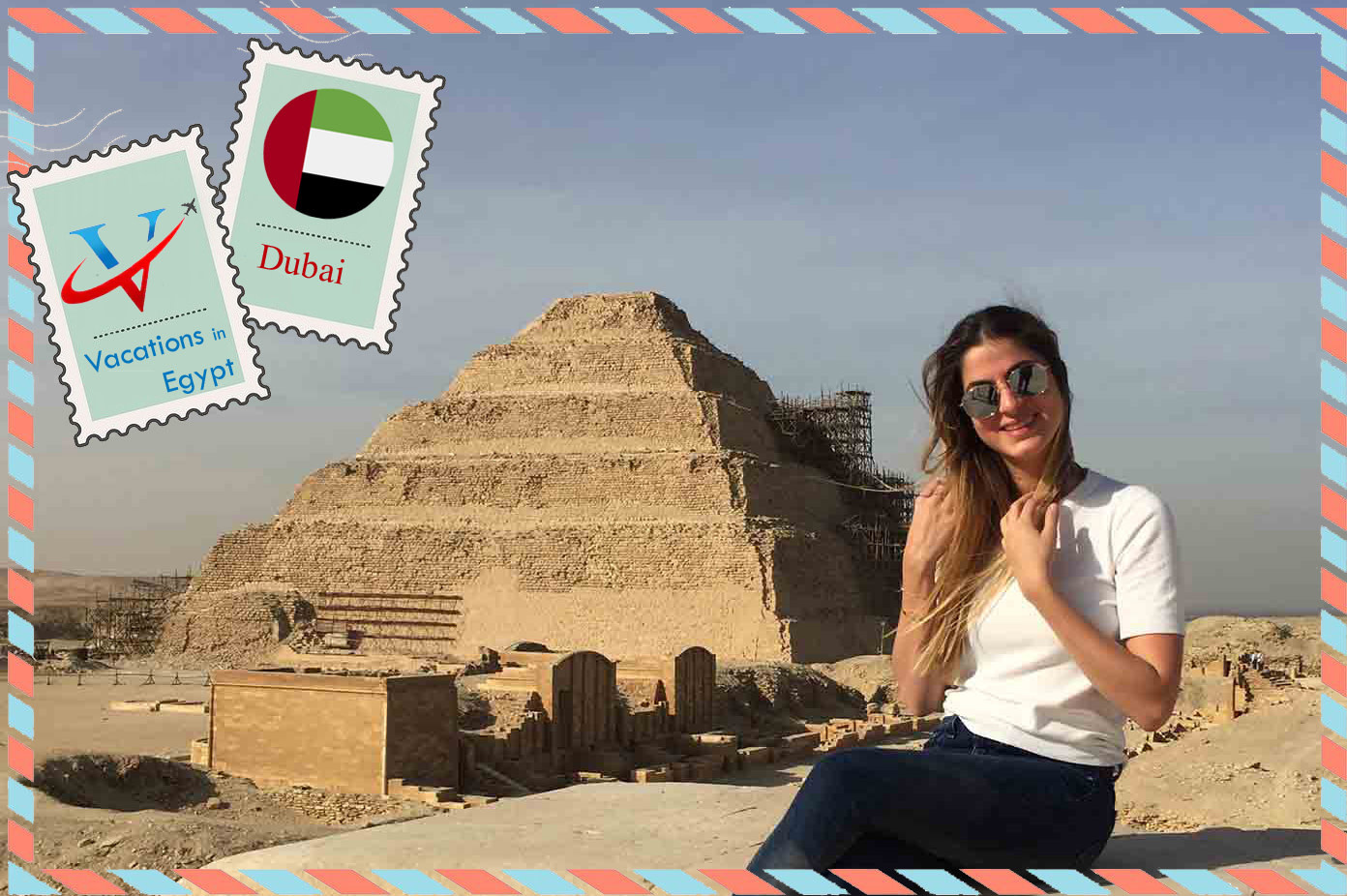 Egypt vacation packages from Dubai
