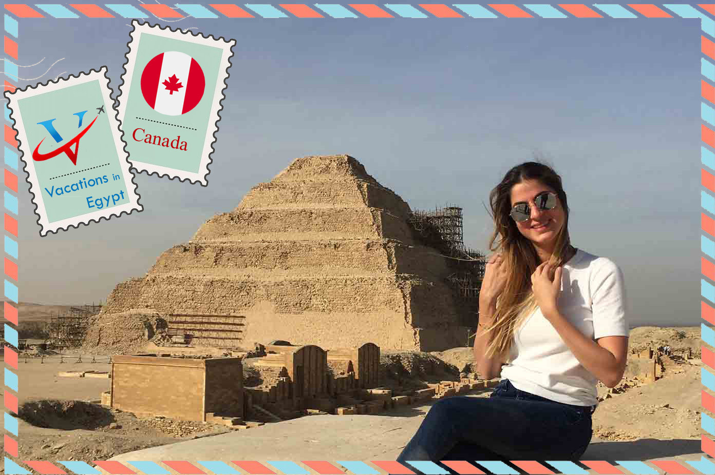 vacation package to Egypt from Canada