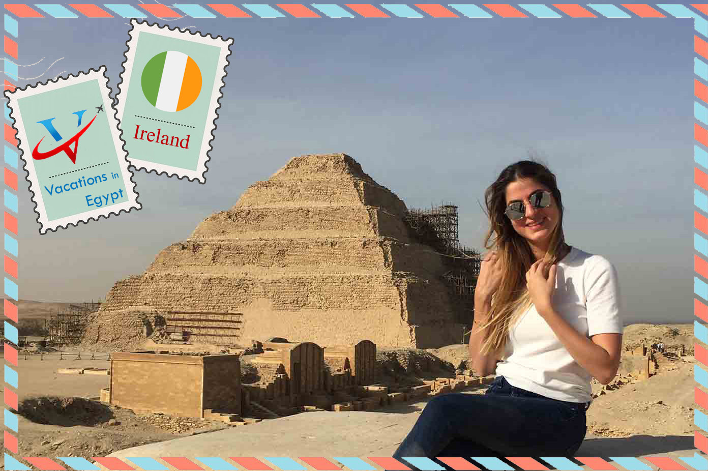 Egypt holidays from Ireland