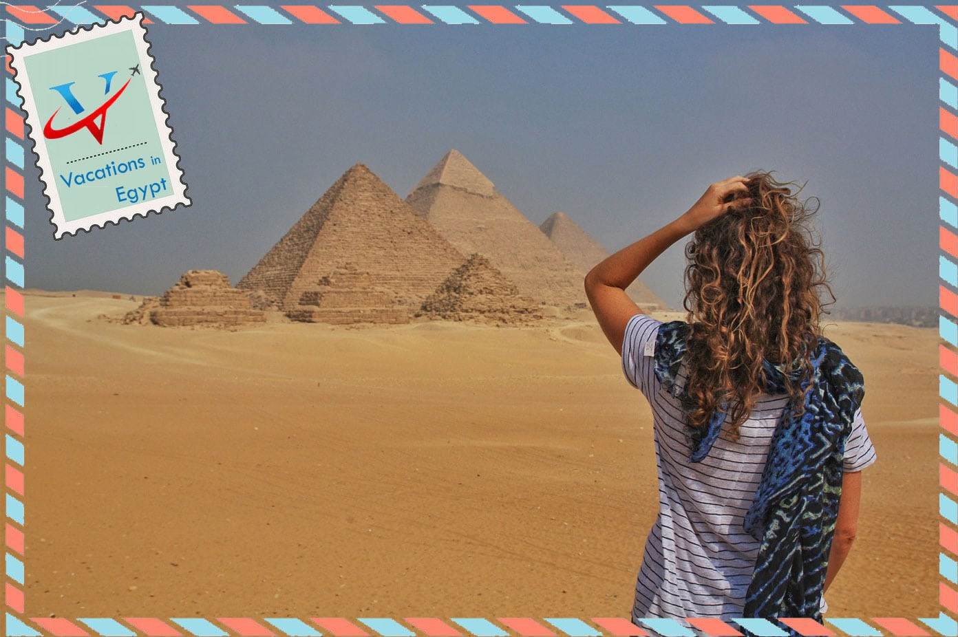 One week in Egypt itinerary