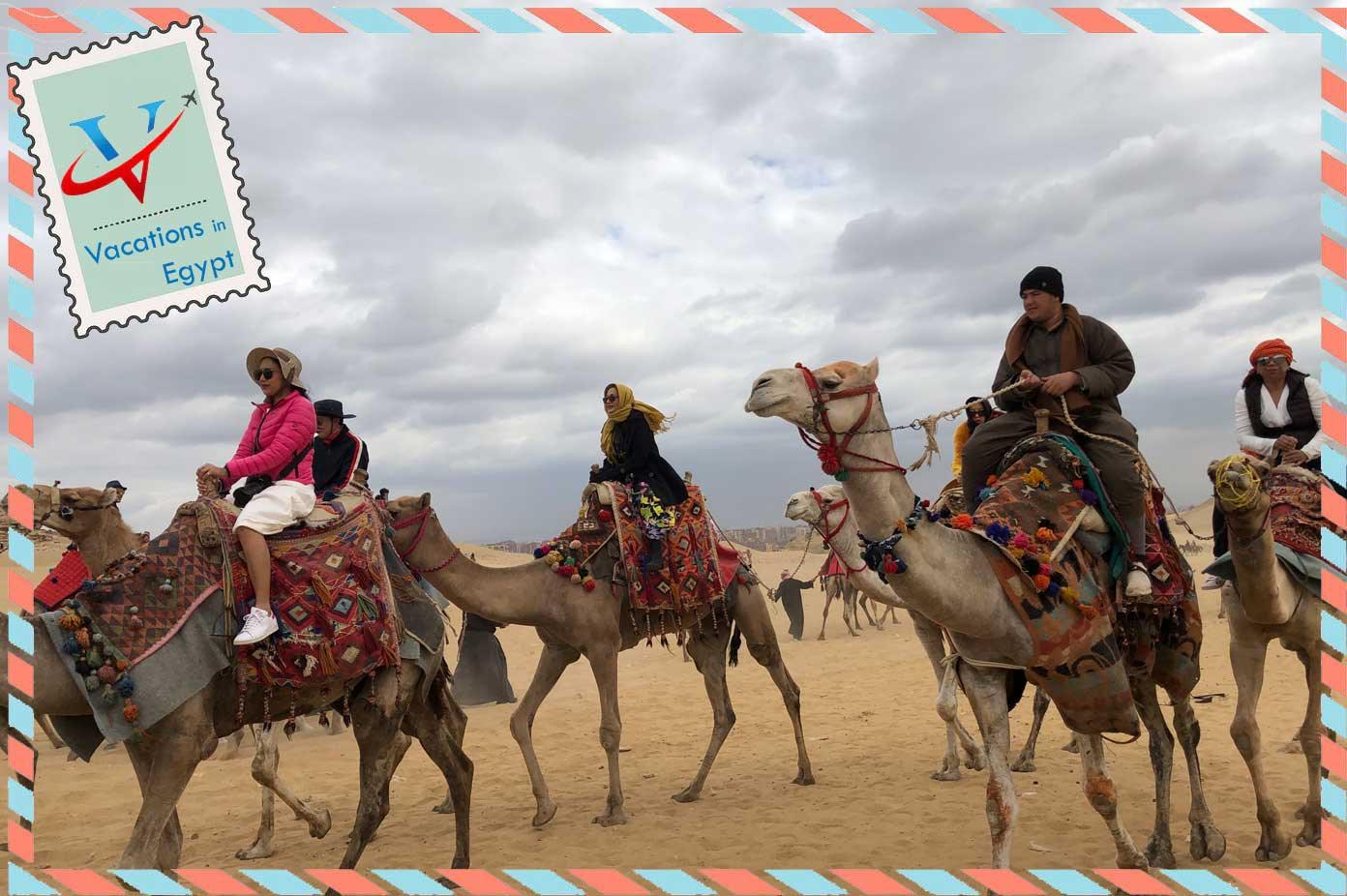 Discover Ancient Egypt landmarks