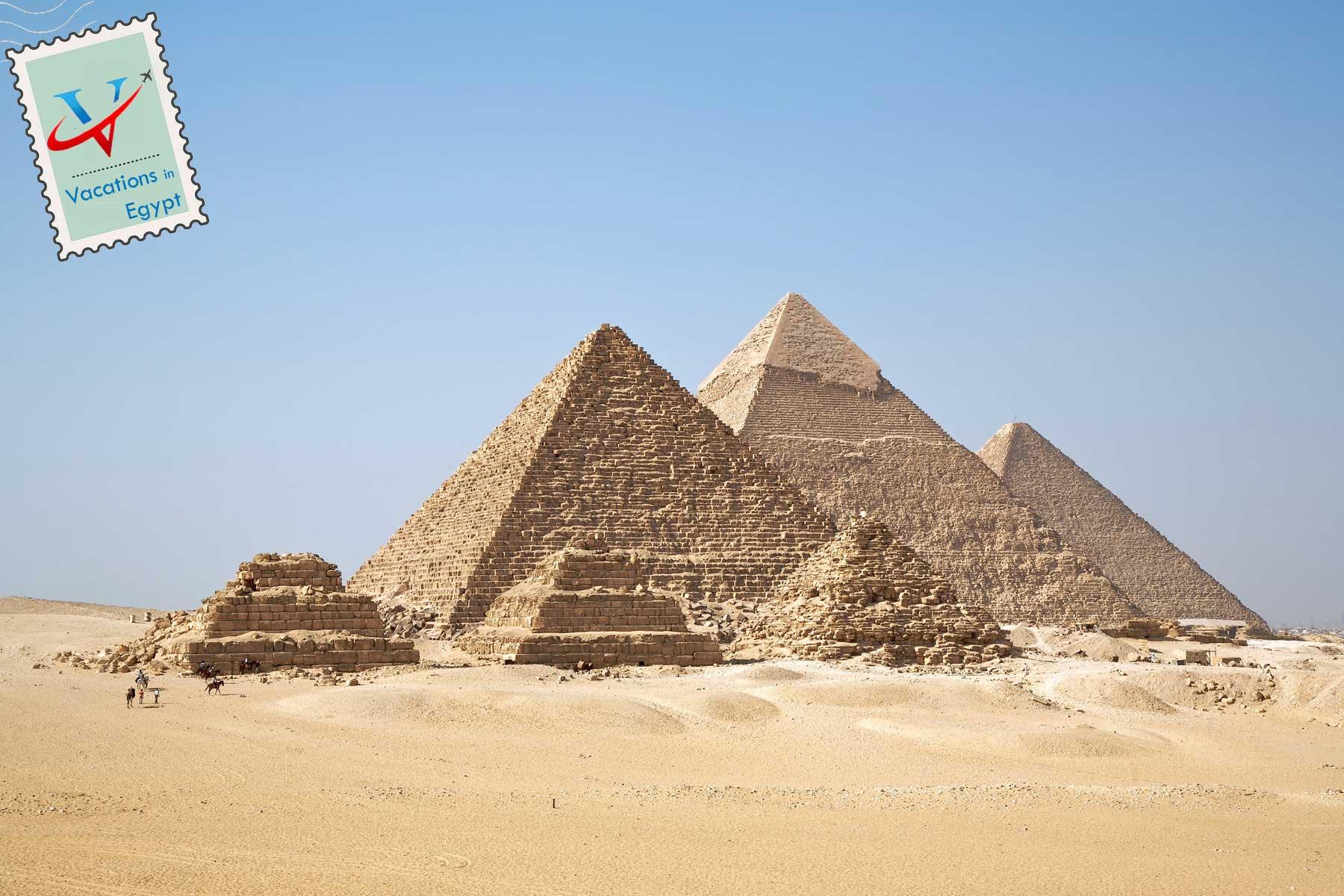 pyramids of giza tour
