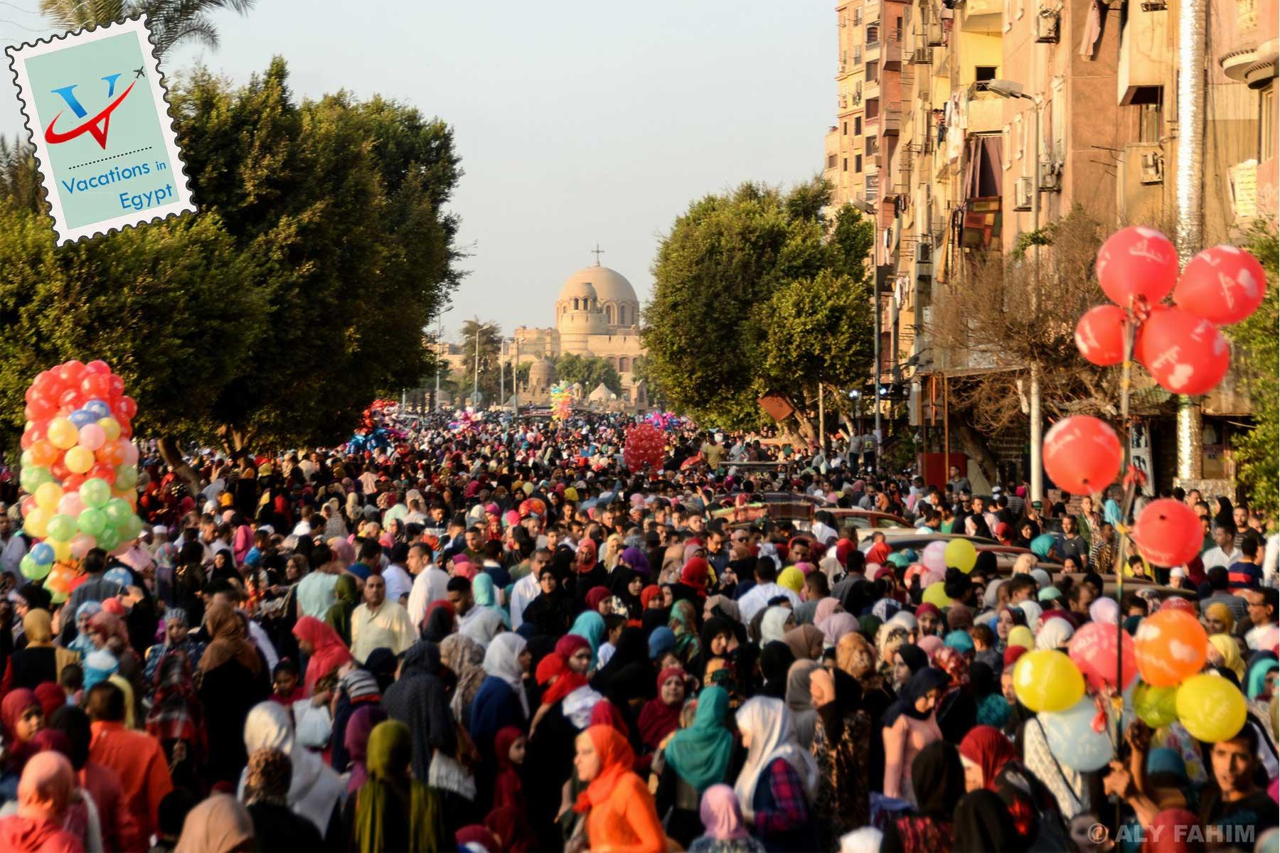 Eid al Fitr in Egypt 2021