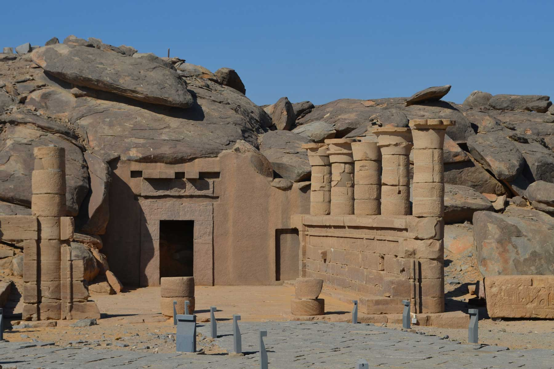 Kalabsha Temple Aswan