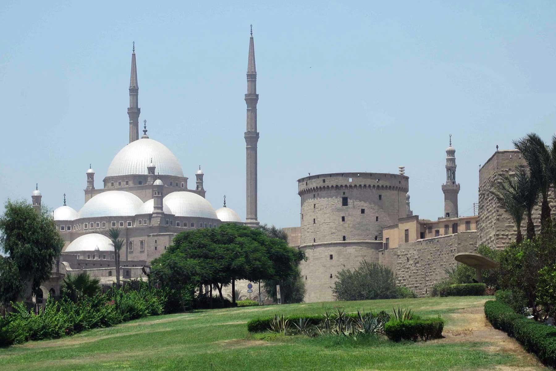 The citadel Cairo