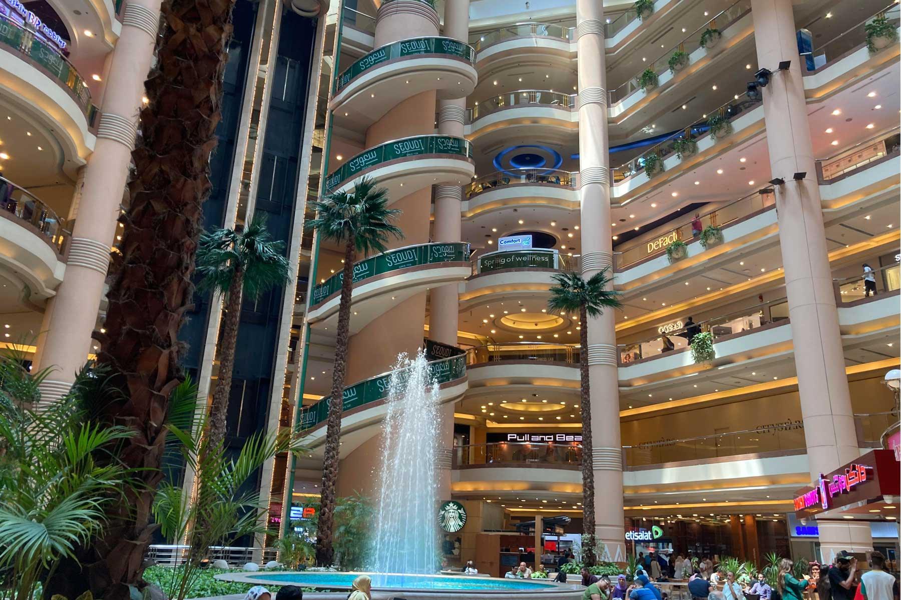 city stars mall Cairo