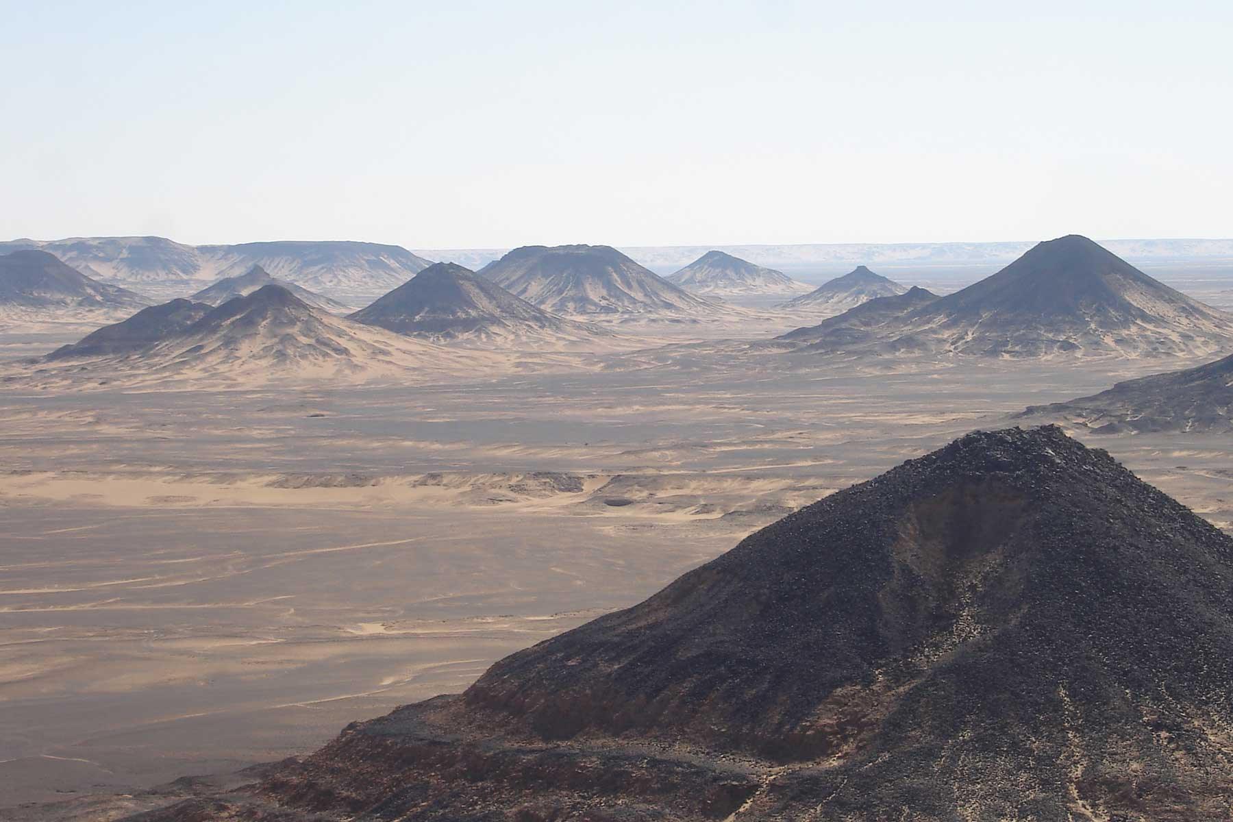 the black desert Egypt