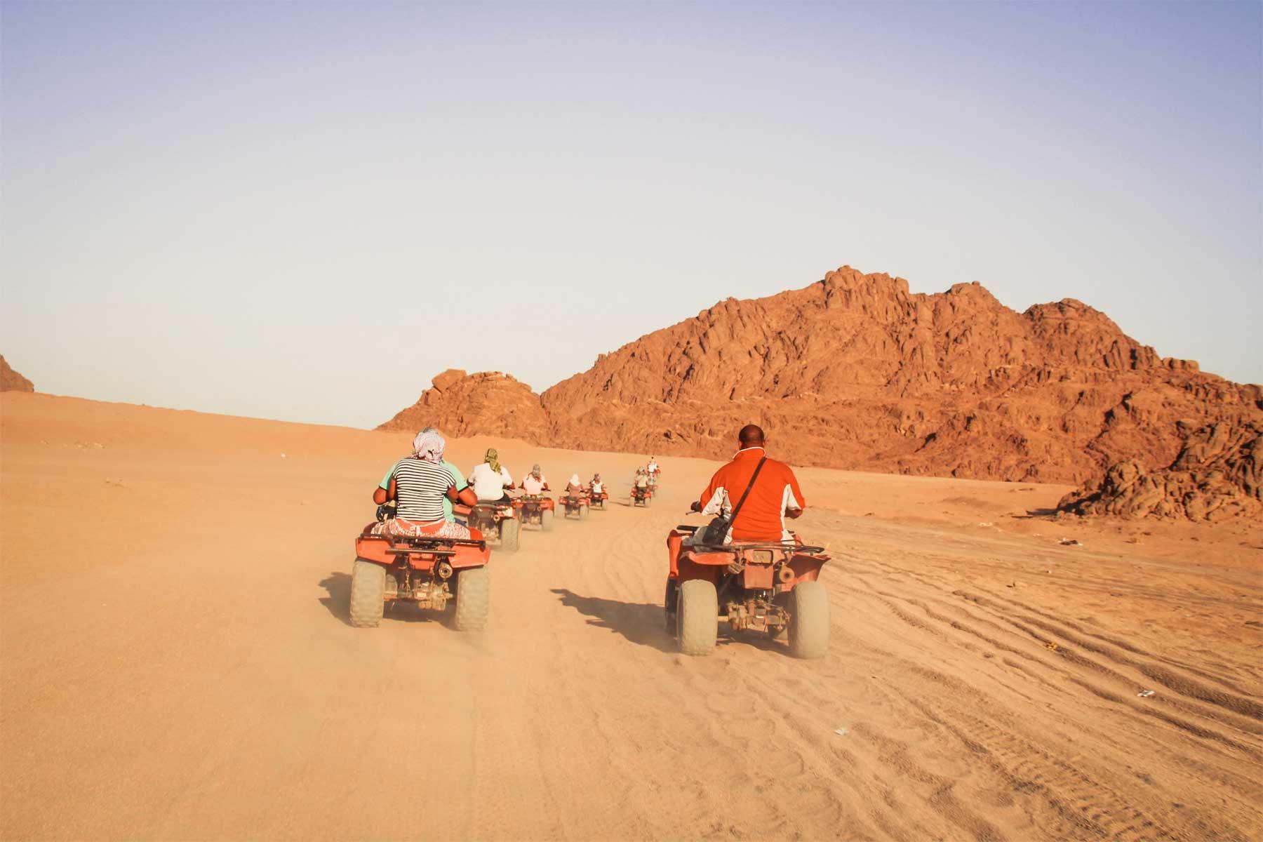 Quad Biking Sharm El Sheikh