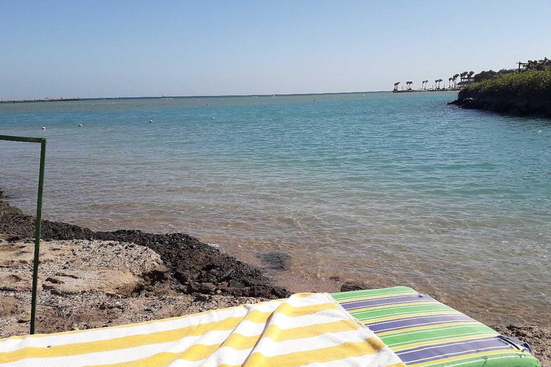 zeytuna beach el gouna