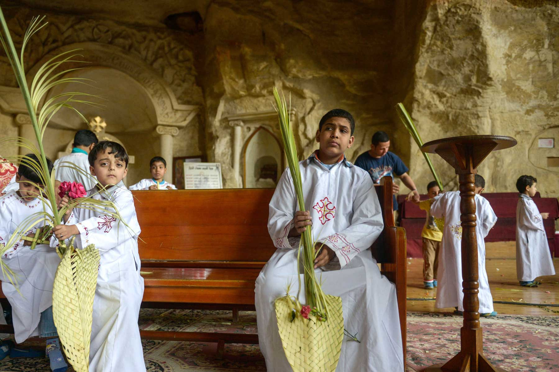 Coptic Easter in Egypt