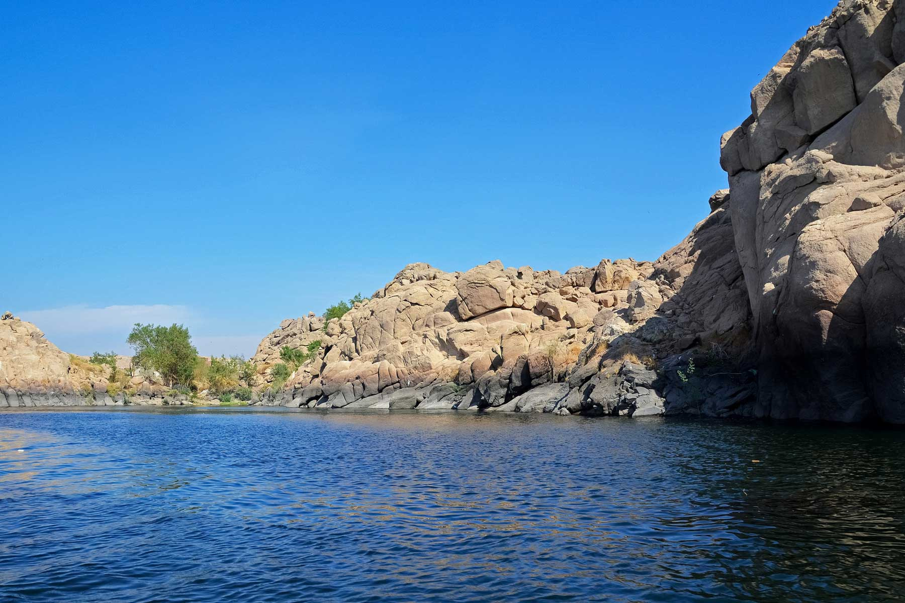 Nile cruise honeymoon