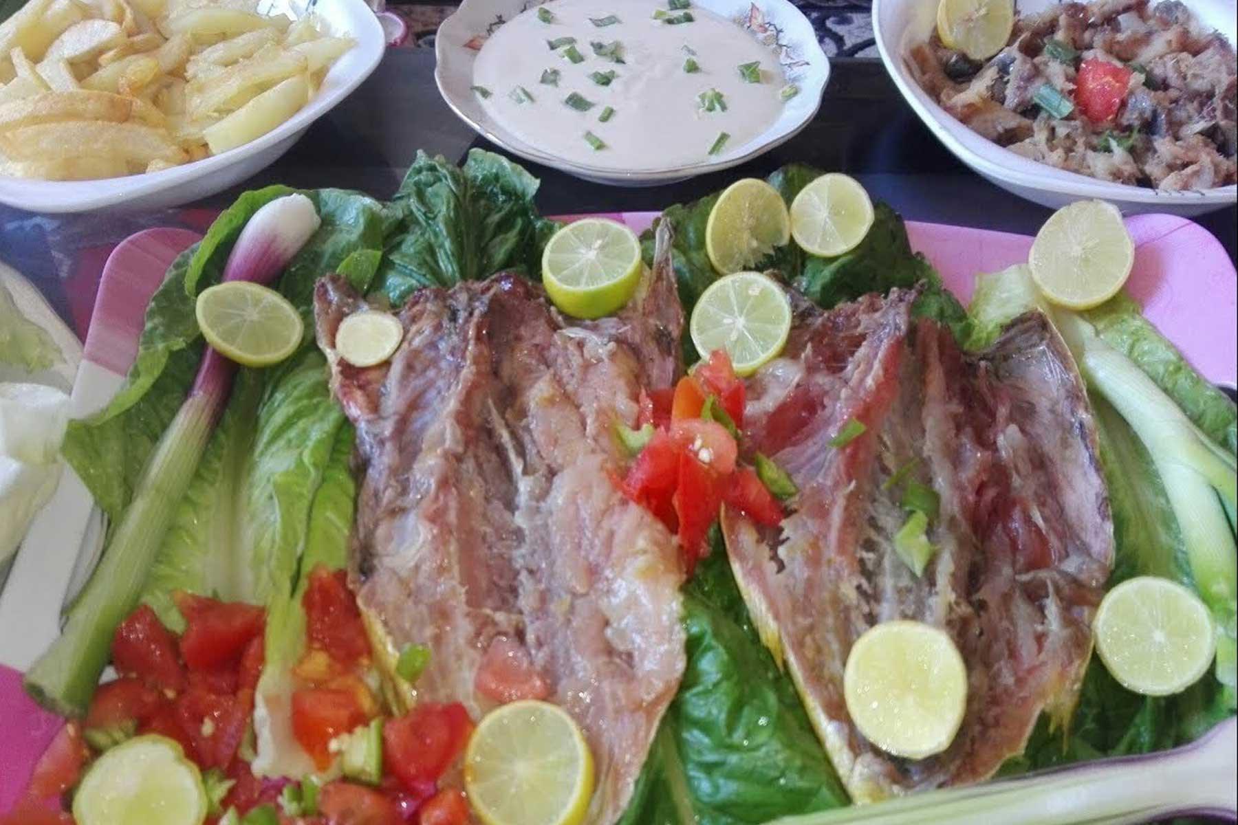 Sham el Nessim food
