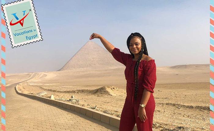 Egypt solo female travel
